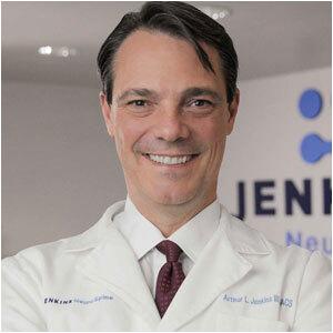 Arthur L. Jenkins lll, MD, headshot